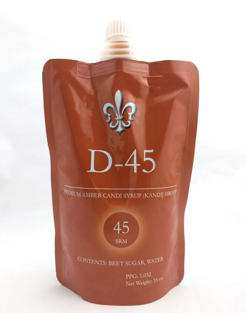 Belgian Candi Syrup - D45