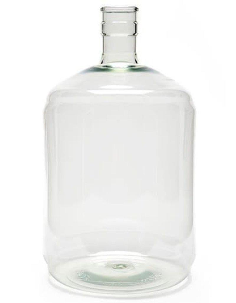 Carboy - Plastic - 3 Gallon