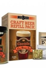 MrBeer MRB - Complete - Churchill's Nut Brown Ale