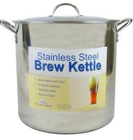 Regular Brew Kettles - 30 qt