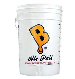 Bucket - 6.5 Gallon - Bottling w/ Spigot