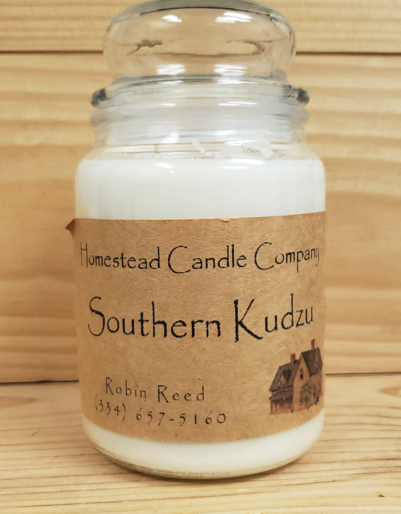 Homestead Candle Company Candles