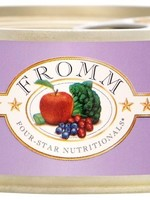 Fromm Family Fromm Cat Can 4 Star GF Beef & Venison Pate' 5.5oz