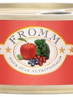 Fromm Family Fromm Cat Can 4 Star GF Beef Pate' 5.5oz