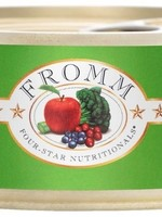 Fromm Family Fromm Cat Can 4 Star GF Chicken & Duck Pate' 5.5oz 12/case