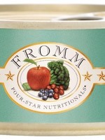 Fromm Family Fromm Cat Can 4 Star GF Salmon & Tuna Pate' 5.5oz