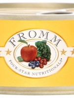 Fromm Family Fromm Cat Can 4 Star GF Turkey & Duck Pate' 5.5oz 12/case