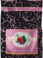 Fromm Family Fromm Cat Dry 4 Star GF Beef Livattini 02#