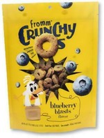 Fromm Family Fromm Dog Treat Crunchy O's Blueberry Blast 6oz
