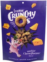 Fromm Family Fromm Dog Treat Crunchy O's Smokin' Cheeseplosions 6oz