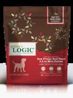 Nature's Logic Nature's Logic Beef Feast Patties Raw Frozen Dog Food - 3.2 oz. patty - 6 Pound Bag