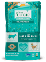 Nature's Logic Nature's Logic Canine Beef Meal Feast All Life Stages Dry Dog Food, 25 Lb