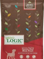 Nature's Logic Nature's Logic Canine Beef Meal Feast Dry Dog Food - 25 Pound Bag