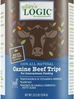 Nature's Logic Nature's Logic Canine Beef Tripe Grain-Free Canned Dog Food - 13.2 oz.