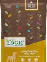 Nature's Logic Nature's Logic Canine Chicken Meal Feast Dry Dog Food - 25 Pound Bag