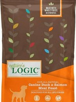Nature's Logic Nature's Logic Canine Duck & Salmon Meal Feast Dry Dog Food - 13 Pound Bag
