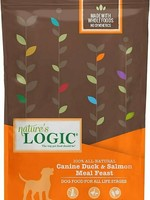Nature's Logic Nature's Logic Canine Duck & Salmon Meal Feast Dry Dog Food - 25 Pound Bag