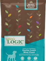 Nature's Logic Nature's Logic Canine Lamb Meal Feast Dry Dog Food - 25 Pound Bag