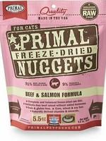 Primal Pet Foods Primal Cat Freeze Dried Beef & Salmon 5.5oz