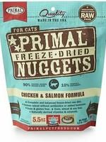 Primal Pet Foods Primal Cat Freeze Dried Chicken & Salmon 5.5oz