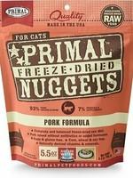 Primal Pet Foods Primal Cat Freeze Dried Pork 5.5oz