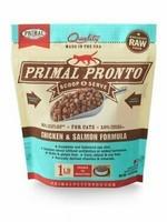 Primal Pet Foods Primal Cat Frozen Pronto Chicken & Salmon 1#