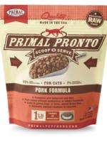 Primal Pet Foods Primal Cat Frozen Pronto Pork 1#