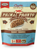 Primal Pet Foods Primal Cat Frozen Pronto Rabbit 1#