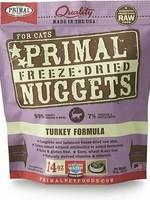 Primal Pet Foods Primal Cat Freeze Dried Turkey 14oz