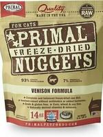 Primal Pet Foods Primal Cat Freeze Dried Venison 14oz