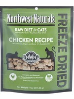 Northwest Naturals NWN Cat Food FD Chicken 11oz