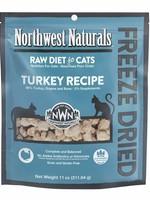 Northwest Naturals NWN Cat Food FD Turkey 11oz