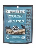 Northwest Naturals NWN Cat Food FD Turkey 4oz