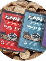 Northwest Naturals NWN Cat Food Frzn Turkey 2#