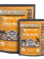 Northwest Naturals NWN Cat Food FD Duck 4oz