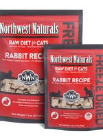 Northwest Naturals NWN Cat Food FD Rabbit 4oz