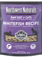 Northwest Naturals NWN Cat Food Frzn Whitefish 2#