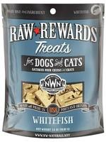Northwest Naturals NWN FD Treat Raw Rewards Whitefish 2.5 oz