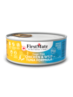 Firstmate Pet Foods FirstMate Cat Can 50/50 Chicken/Tuna 5.5oz