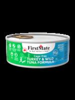 Firstmate Pet Foods FirstMate Cat Can 50/50 Turkey/Tuna 5.5oz