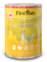 Firstmate Pet Foods FirstMate Dog Can LID Chicken 12.2oz