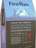 Firstmate Pet Foods FirstMate Cat Dry GF Chicken/Blueberries 10#