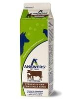 Answers Answers Frzn Additional Raw Cow's Milk Kefir 1qt/32oz