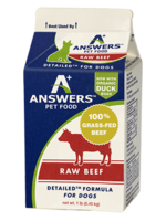 Answers Answers Frzn Dog Detailed Beef 1#