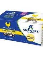 Answers Answers Frzn Dog Detailed Chicken Nibbles 2.2# (35-1 oz)