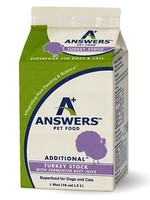Answers Answers Frzn Additional Fermented Turkey Stock 1pt/16oz