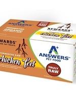 Answers Answers Frzn Treat Chicken Feet Fermented