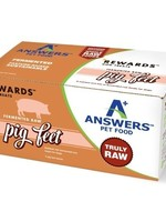 Answers Answers Frzn Treat Pig Feet Fermented 4ct