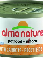 Almo Nature Almo Nature Cat Complete Can Chicken w/Carrot 2.47oz