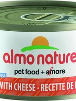 Almo Nature Almo Nature Cat Complete Can Chicken w/Cheese 2.47oz